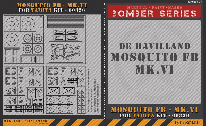 32078—Tamiya-Mosquito