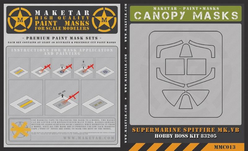 MMC013—HB-Spitfire—Canopy