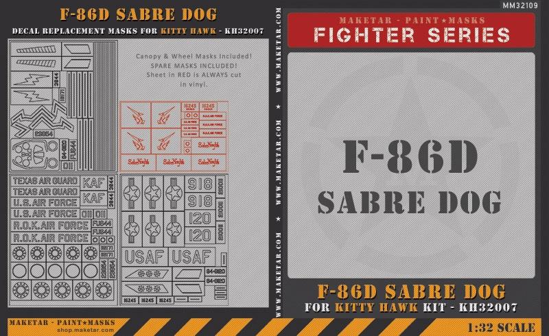 32109—F-86D—KittyHawk