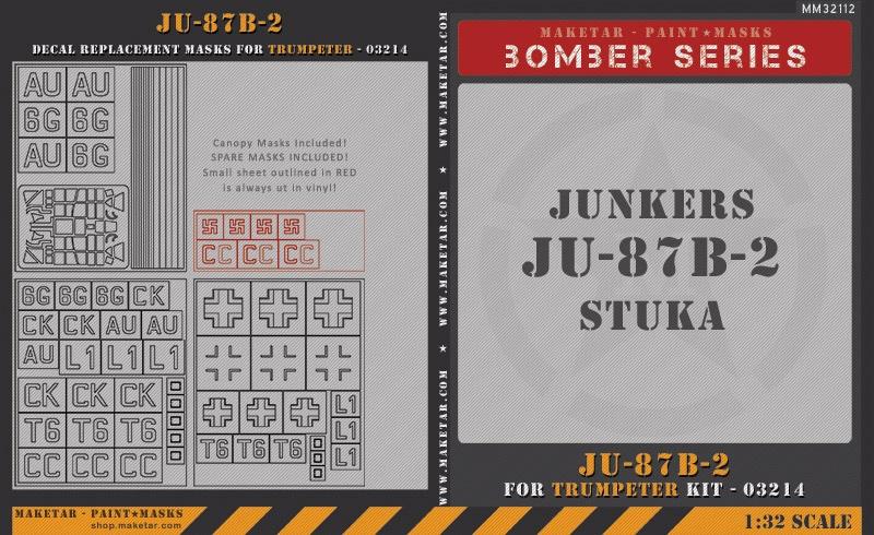 32112—Ju-87B-2—Trumpeter