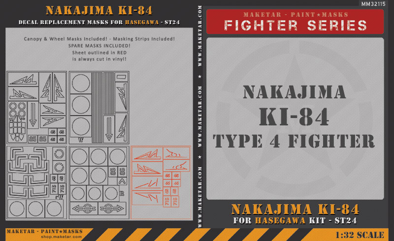 32115—Ki-84—Hasegawa
