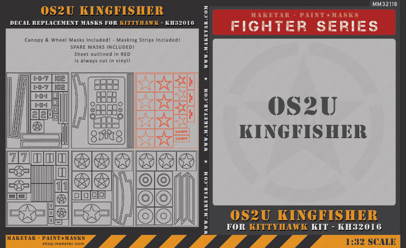 32116—OS2U—KittyHawk