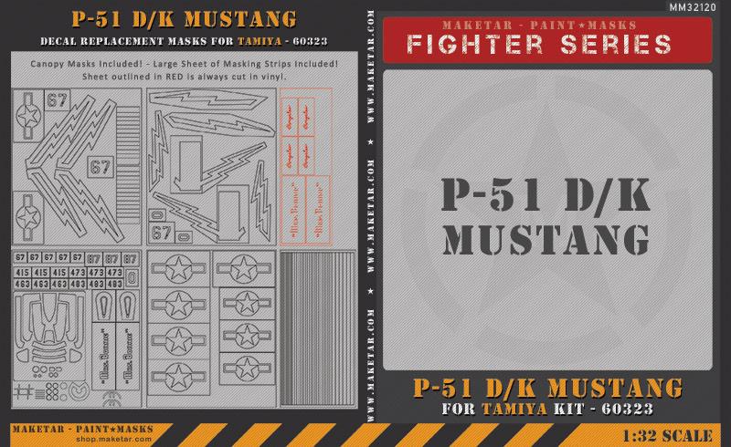 32120—P-51D-K—Tamiya