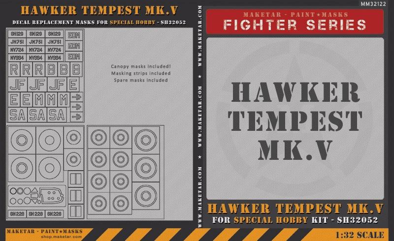 32122—Tempest-Mk-V—SpecialHobby