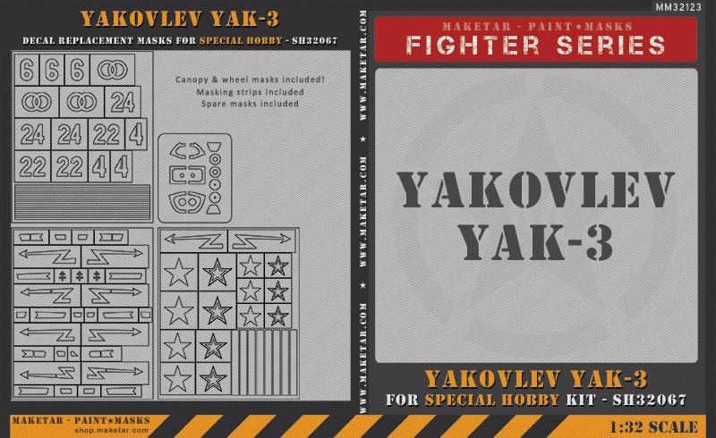 32123-yakovlev-yak-3specialhobby
